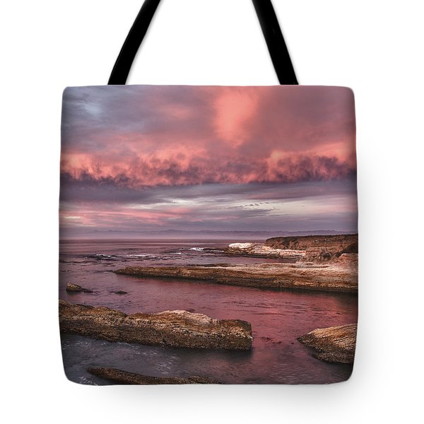 Rhapsody In Pink Tote Bag