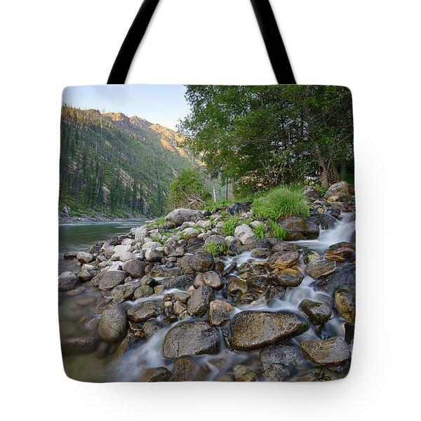 Rhett Creek Tote Bag