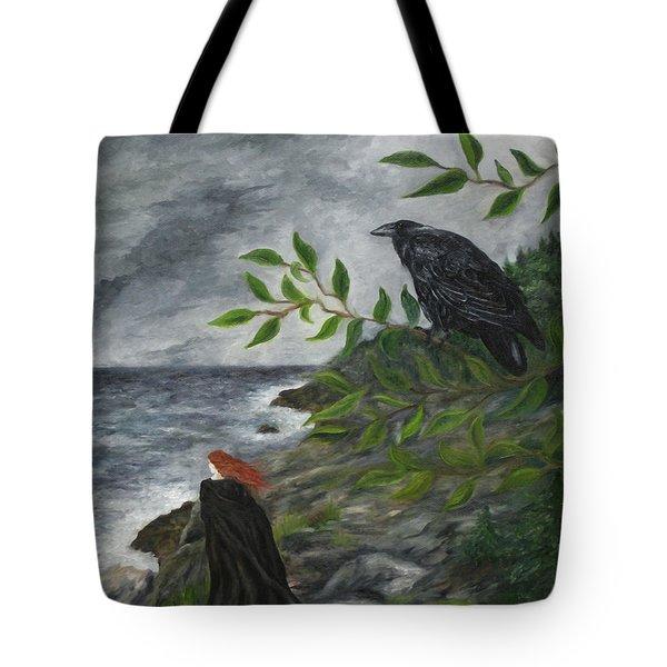 Rhinne And Nightshade Tote Bag