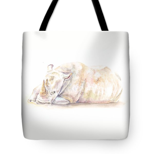 Rhino One Tote Bag