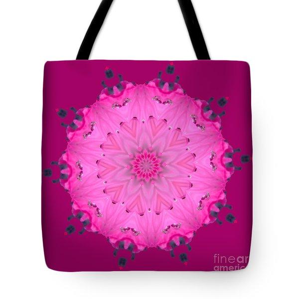 Rhoda Mandala 1 Tote Bag