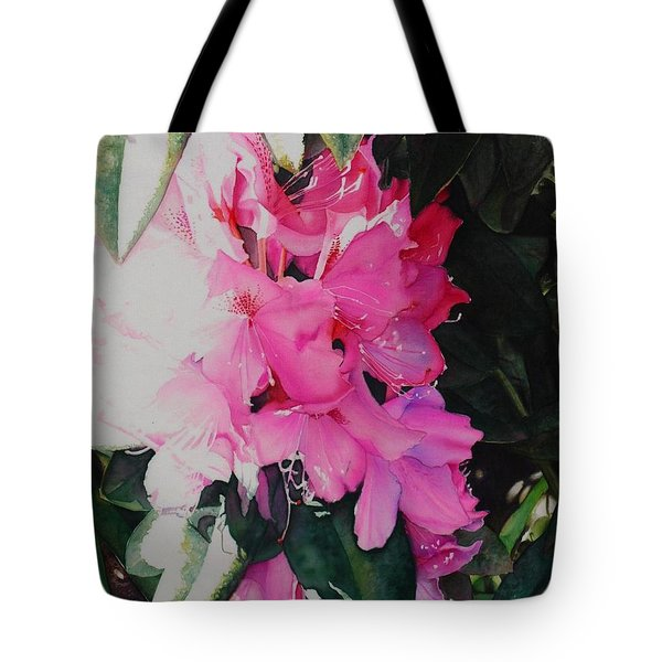 Rhodies Tote Bag