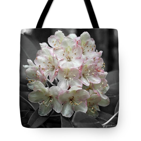 Rhododendron 02 Tote Bag