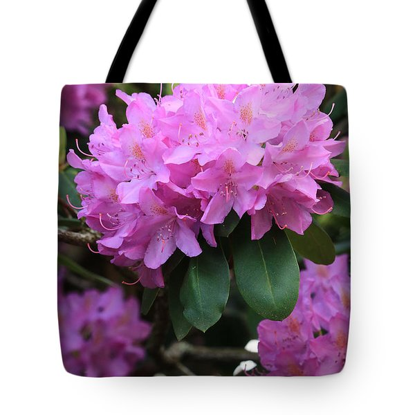 Rhododendron Beauty Tote Bag