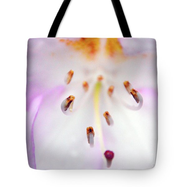 Rhododendron Blossom Too Tote Bag