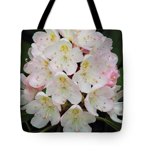 Rhododendron Maximum Tote Bag