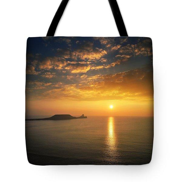 Rhosili 1 Tote Bag