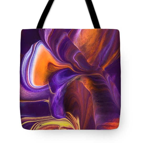 Rhythm Of My Heart Tote Bag