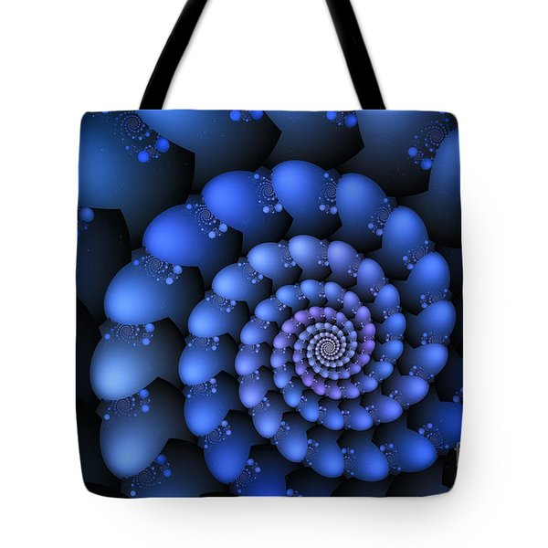 Rhythm Of The Night Tote Bag