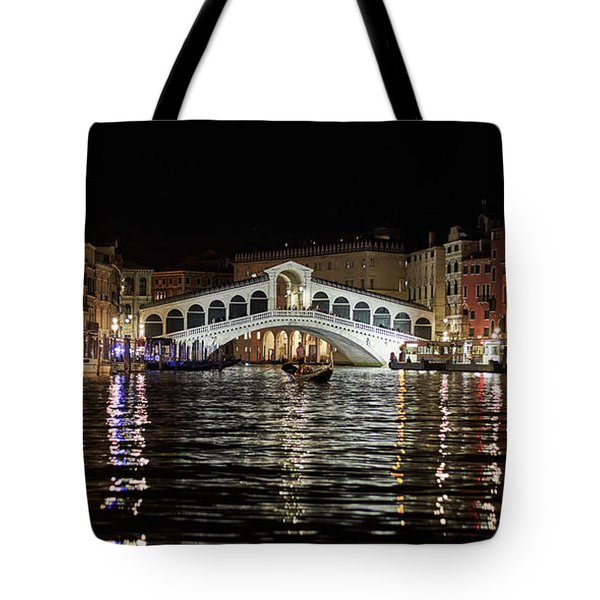 Rialto Night - 4284 Tote Bag