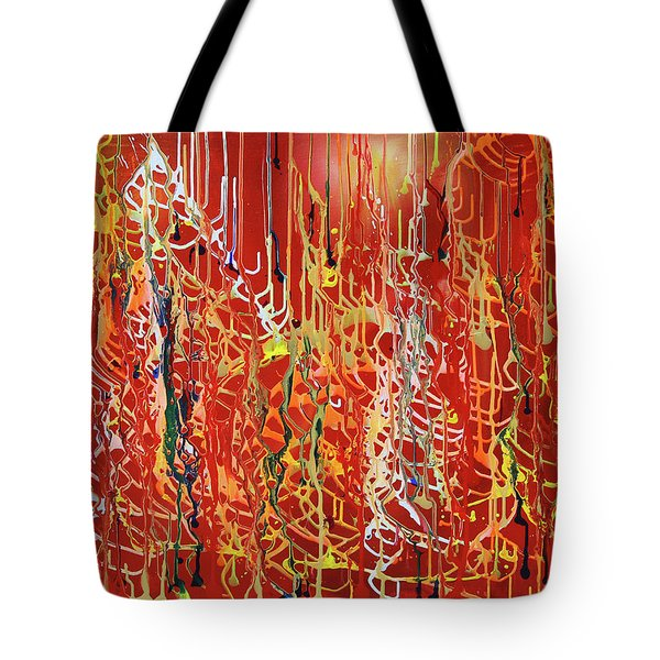 Rib Cage Tote Bag by Ralph White