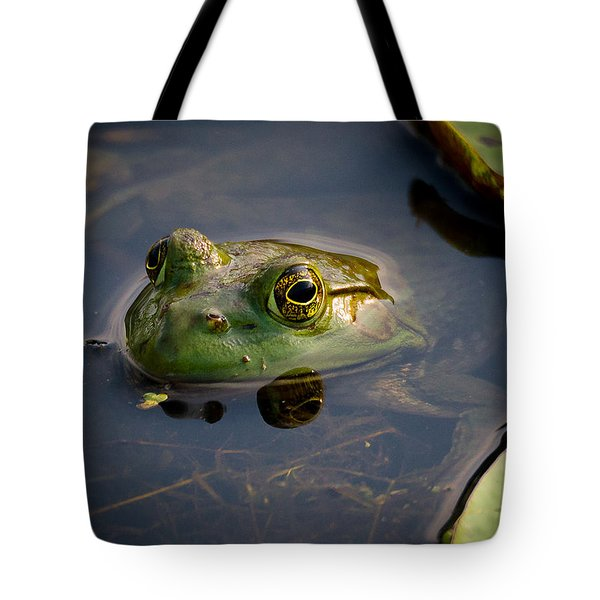Ribit Ribit Tote Bag
