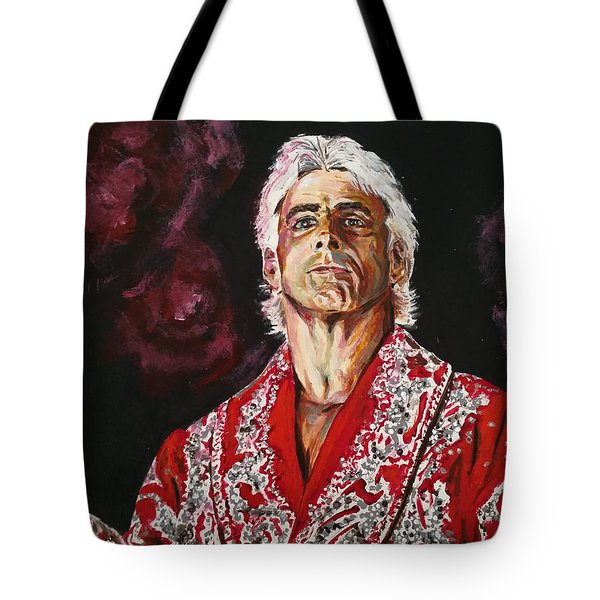 Ric Flair Tote Bag