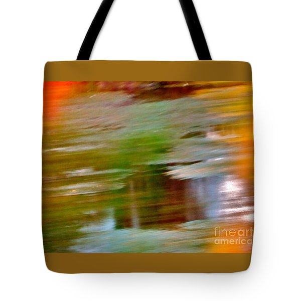 Rice Lake Tote Bag