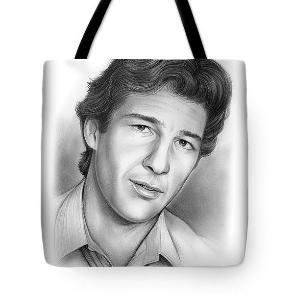 Richard Gere Tote Bag