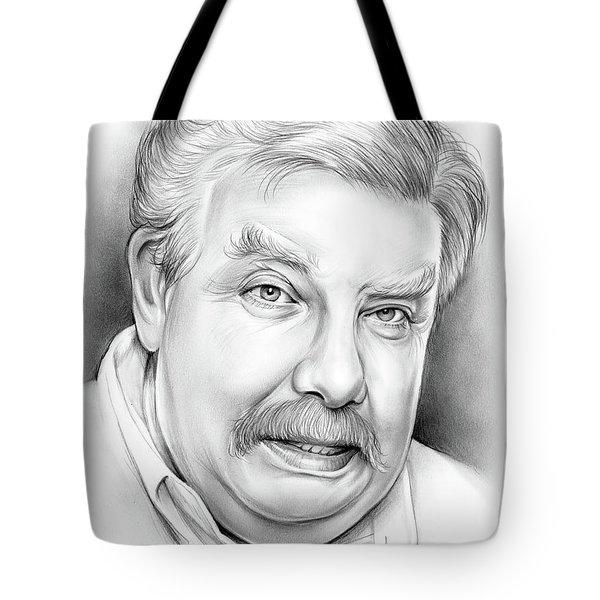 Richard Griffiths Tote Bag