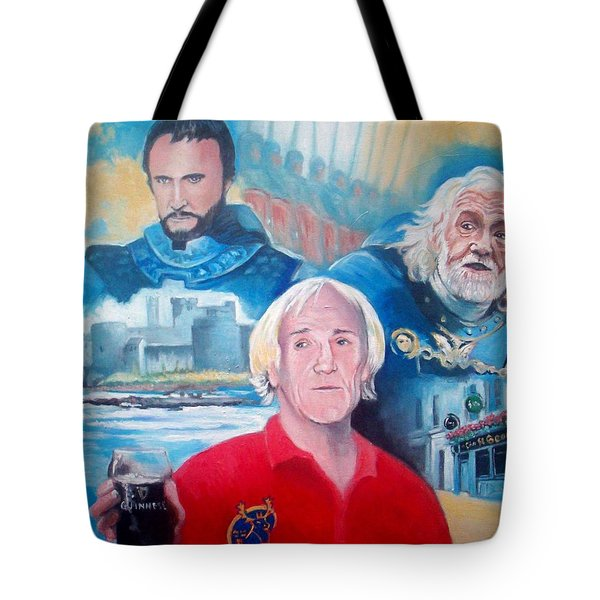 Richard Harris Tote Bag