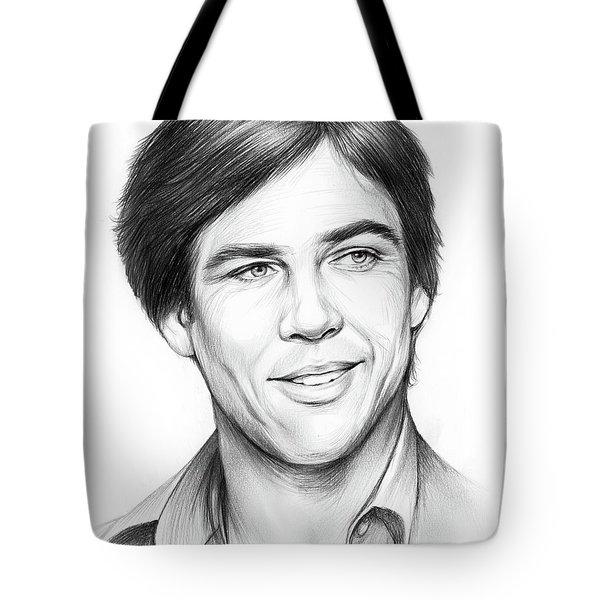 Richard Hatch Tote Bag