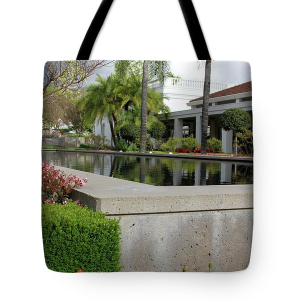 Richard M. Nixon Tote Bag