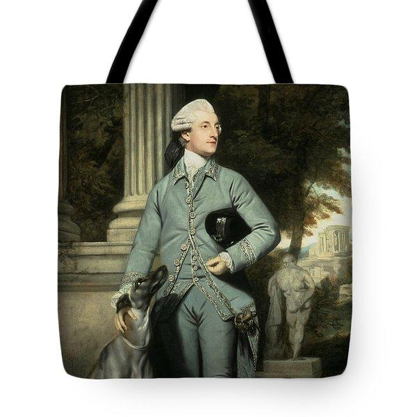Richard Peers Symons Tote Bag