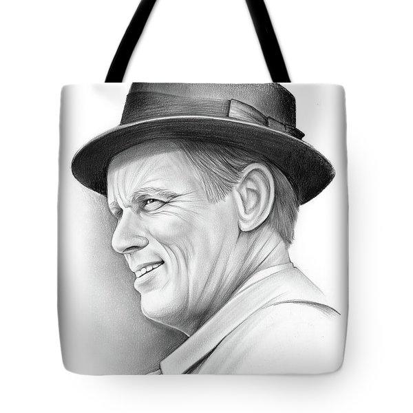 Richard Widmark Tote Bag