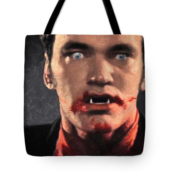 Richie Rising - From Dusk Till Dawn Tote Bag