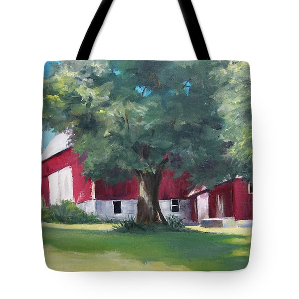 Rich's Barn Tote Bag