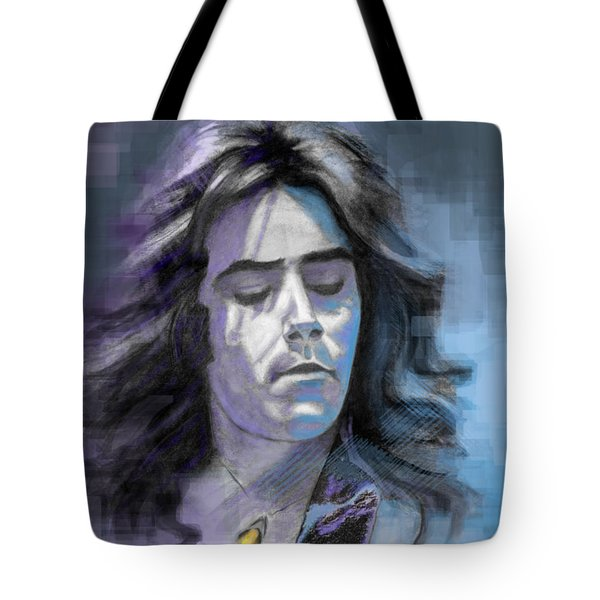 Rick At Play Tote Bag