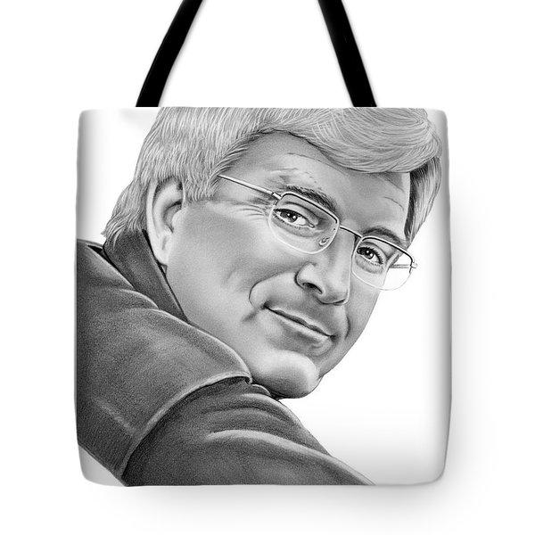Rick Steves Tote Bag