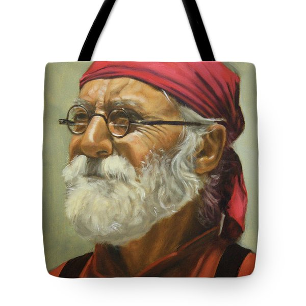 Rickabod At High Noon Tote Bag