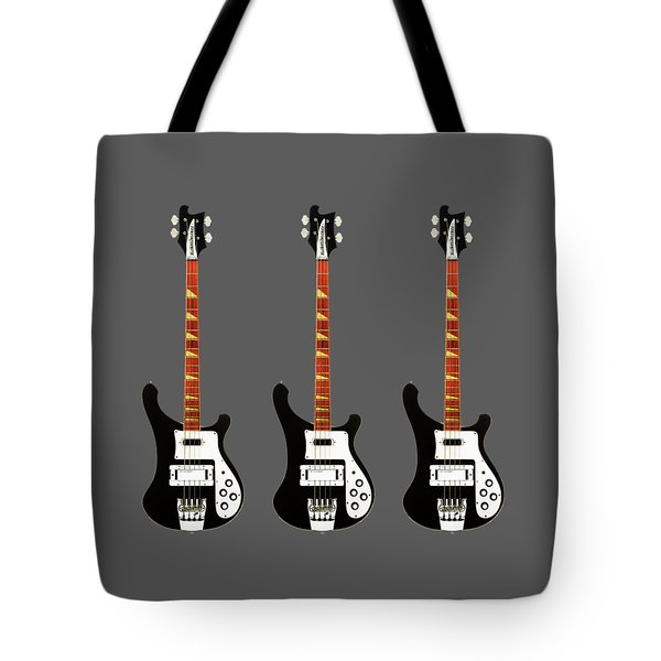 Rickenbacker 4001 1979 Tote Bag