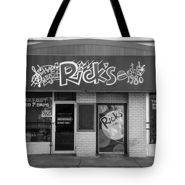 Rick's Cafe East Lansing  Tote Bag
