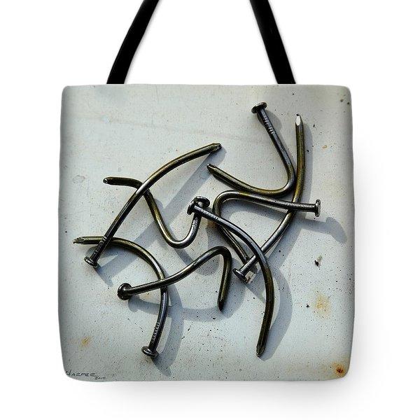 Ricochet Tote Bag
