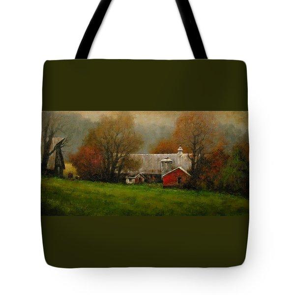 Ridgefield Farm Tote Bag