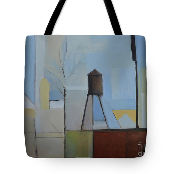 Ridgefield Tote Bag by Ron Erickson