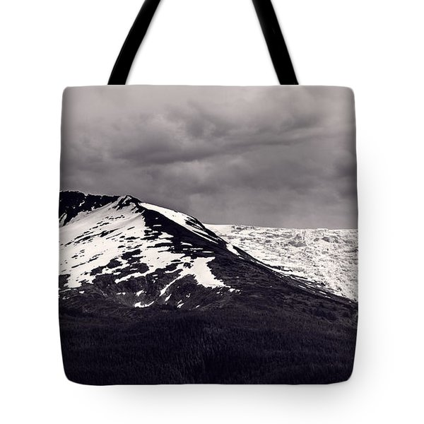Tote Bag featuring the photograph Ridgeline by Jason Roberts