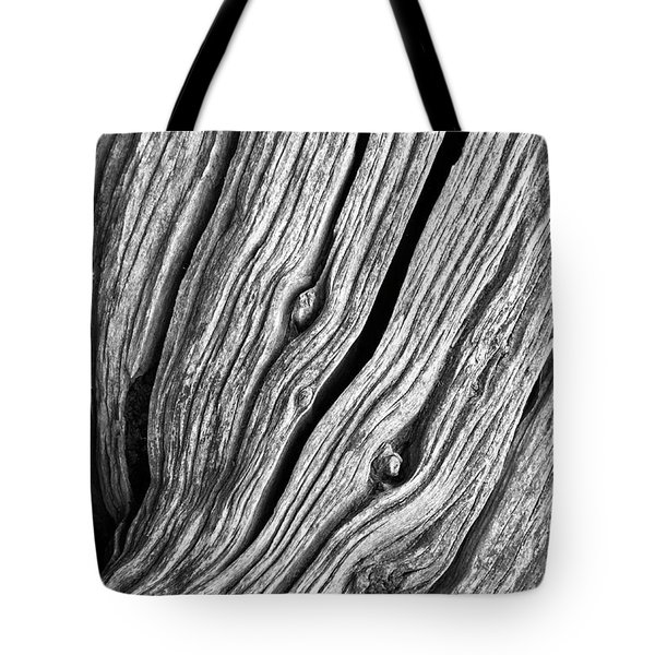 Ridges - Bw Tote Bag