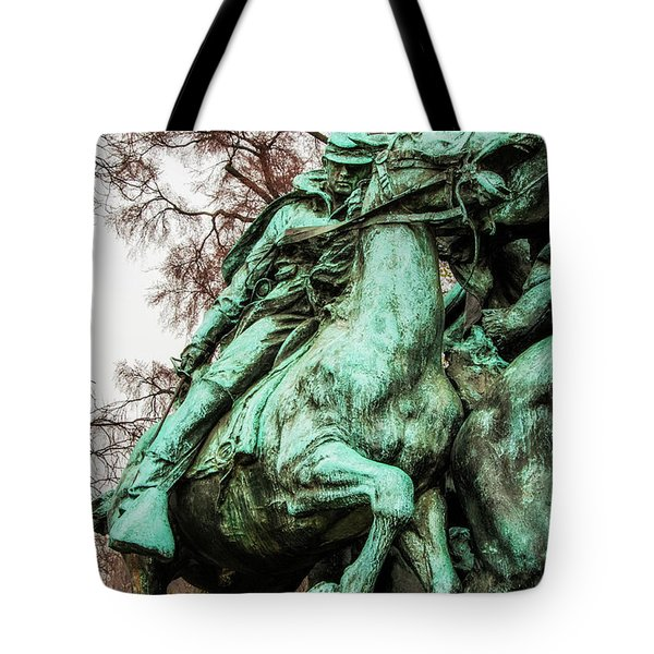 Tote Bag featuring the photograph Riding Tight by Christopher Holmes