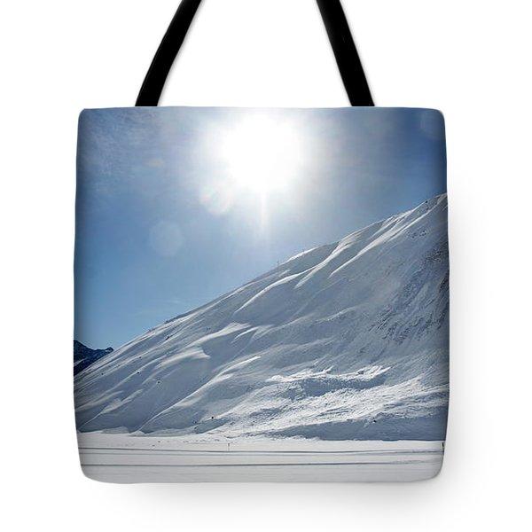 Rifflsee Tote Bag