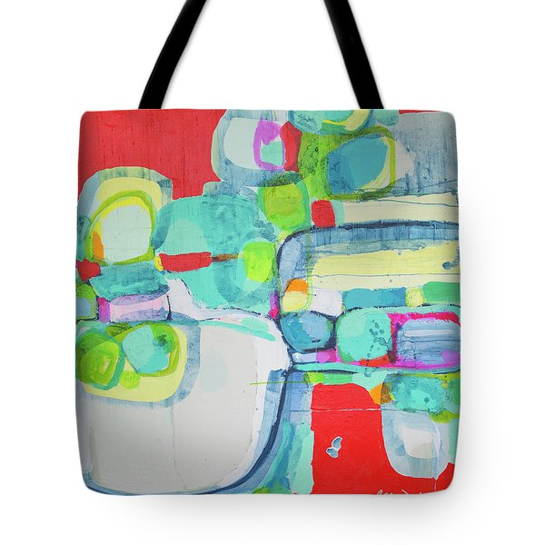 Right Away Tote Bag
