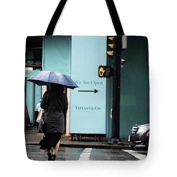 Right  Tote Bag by Empty Wall