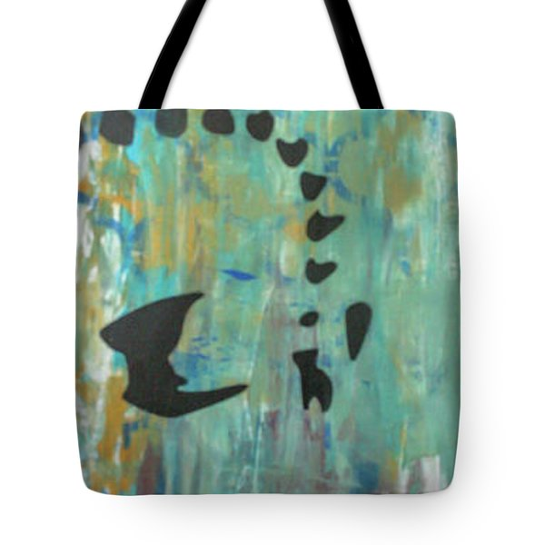 Right Side Of My Heart Tote Bag