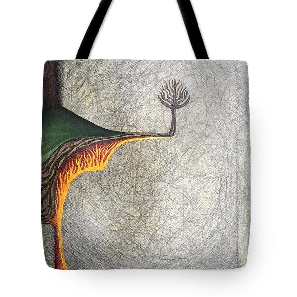 Right Universe Tote Bag