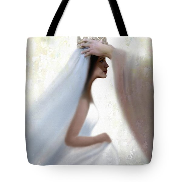 Righteous Crown Tote Bag