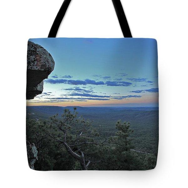 Rim Daybreak Tote Bag