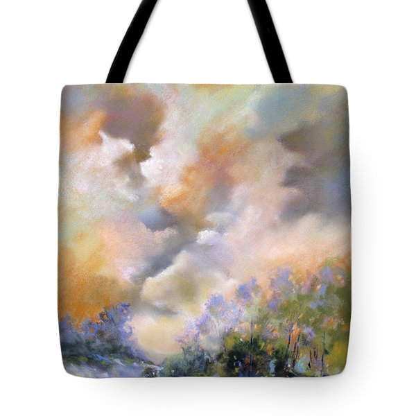 Rim Light Tote Bag