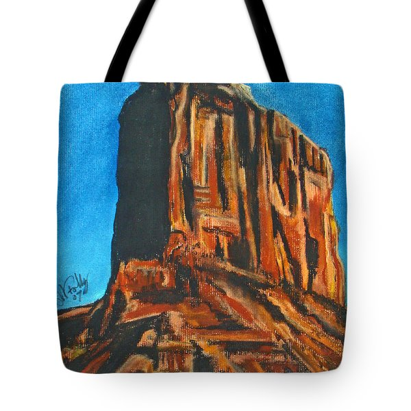 Rim Rock Tote Bag