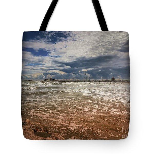 Rimini Storm Tote Bag