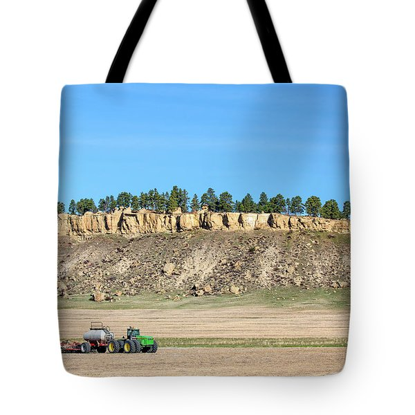 Rimrock Seeder Tote Bag