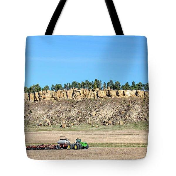 Rimrock Seeder Tote Bag